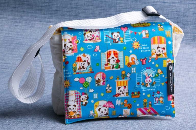 Kindergartentasche Pandawelten