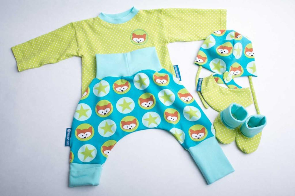 Neugeborenen Set Fox