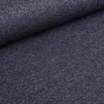 Glitzersweat schwarz-silber