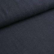 Softtouch schwarz Strickstoff