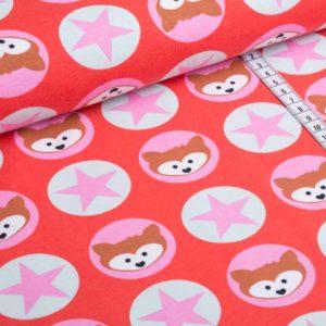 Joy Füchse rot-pink