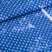Celine Anker blau
