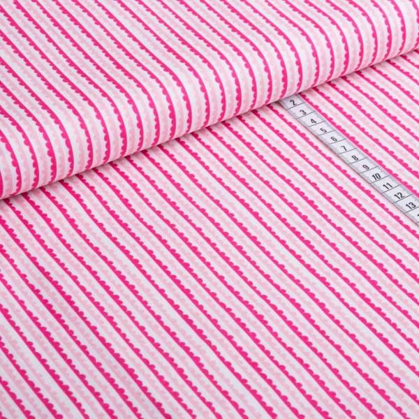 Snapshot pink Kombistoff Baumwolle