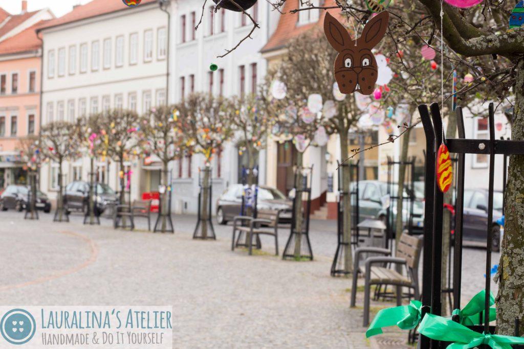 Marktplatz Osterbaum
