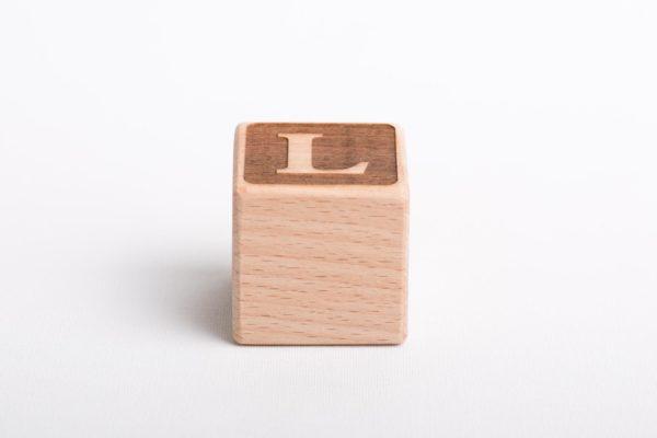 Holzwürfel L