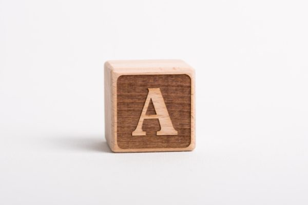 Holzwürfel A