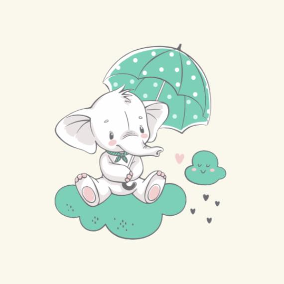 OMBRELLO aus der Serie Elefantino