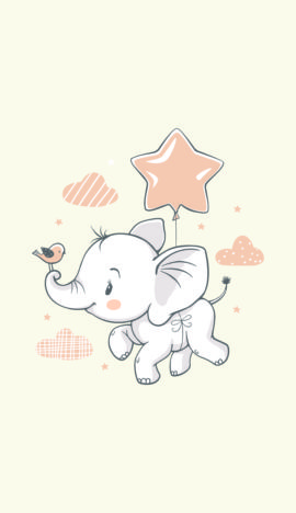 STELLA aus der Serie Elefantino
